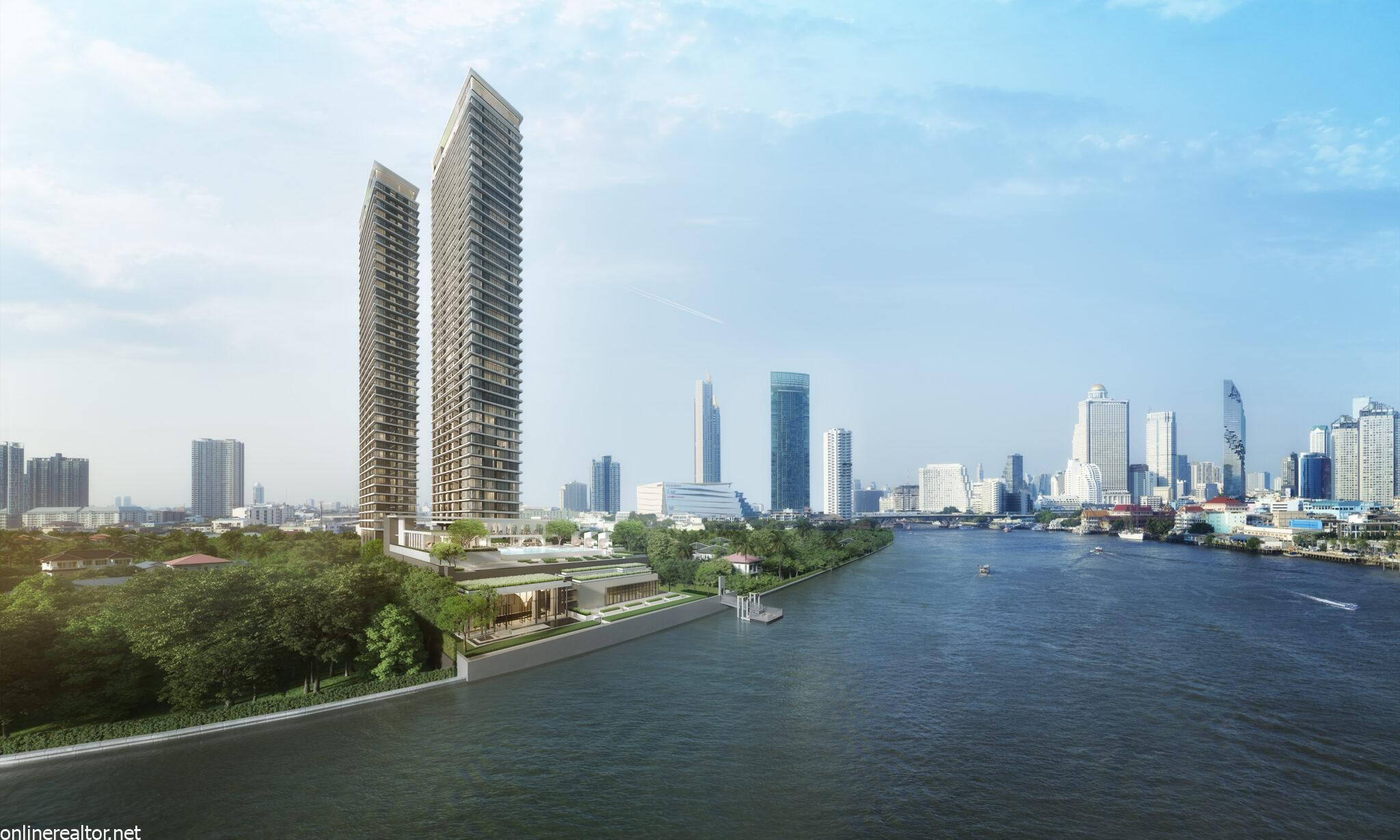thailand riverfront investment property